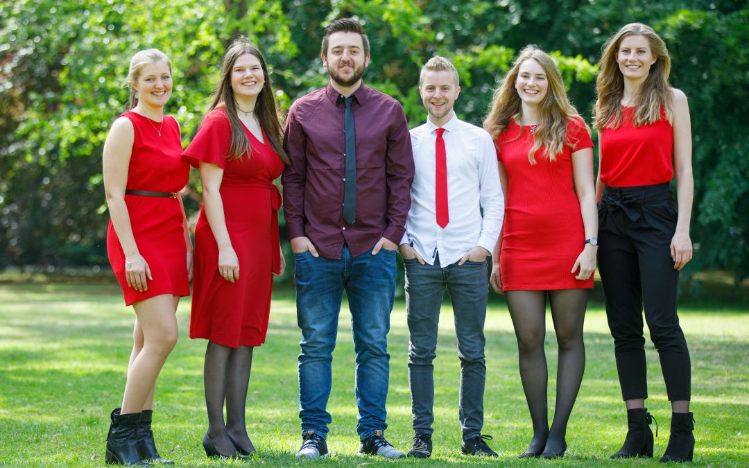 The new board of 2019/2020